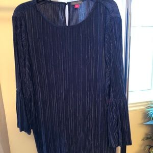 Vince Camuto plus size bell sleeve top